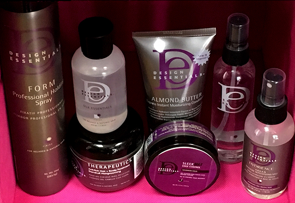 Design Essential Professional Hair Care Products